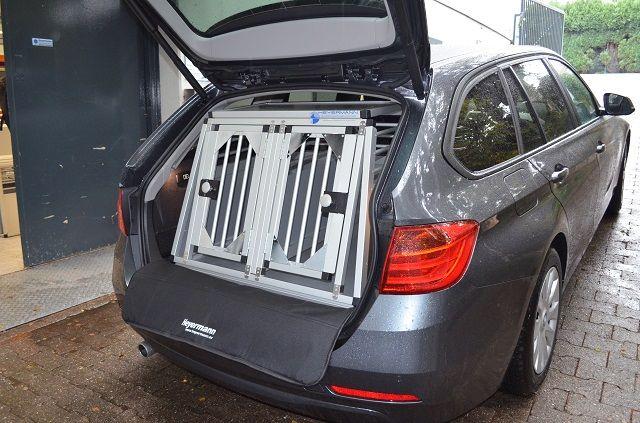 Hundebox Doppelbox Für Bmw 3er Touring F31 Sonderbau 6 7490