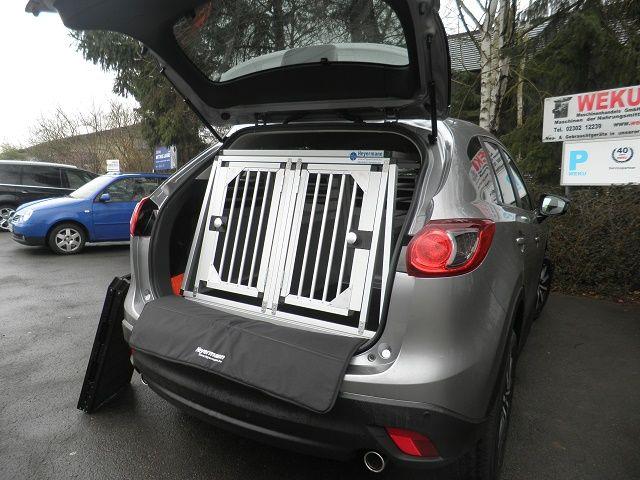 Hundebox Doppelbox für Mazda CX5 (Sonderbau 249), 699,00