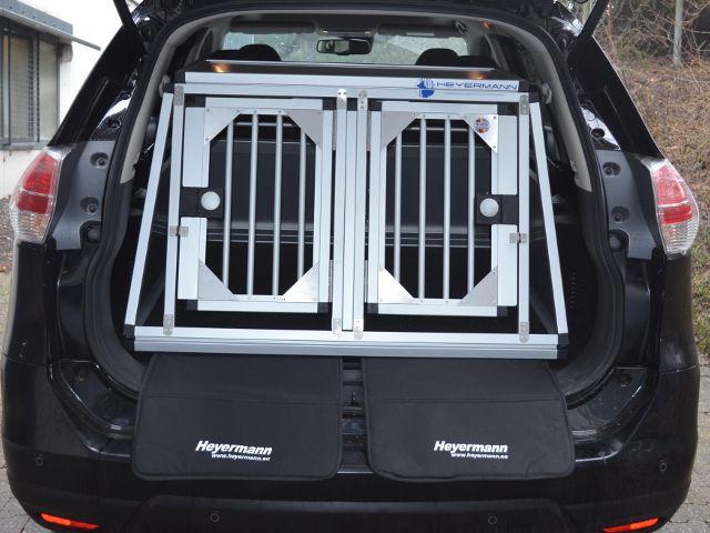 Kofferraumwanne Antirutsch für Opel Combo C III Tour 5-Sitzig Bj 2001-2011