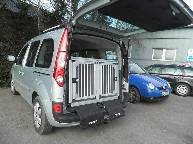 Kofferraumwanne mit Anti-Rutsch für Renault Kangoo I-Generation 5-Sitzig