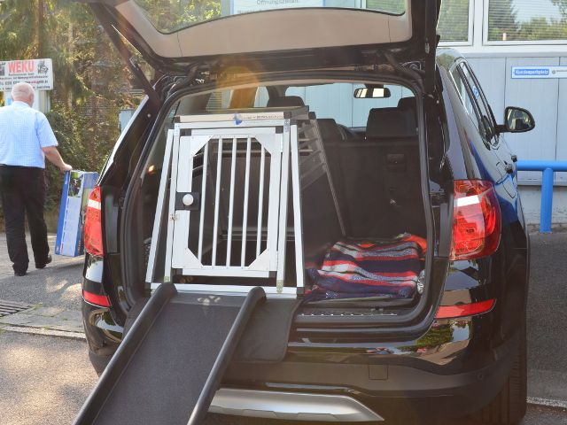 hundebox einzelbox f r bmw x3 f25 sonderbau 324 599 00 euro. Black Bedroom Furniture Sets. Home Design Ideas