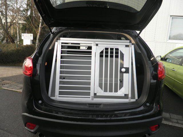 Hundebox Einzelbox für Mazda CX5 (Sonderbau 62), 599,00
