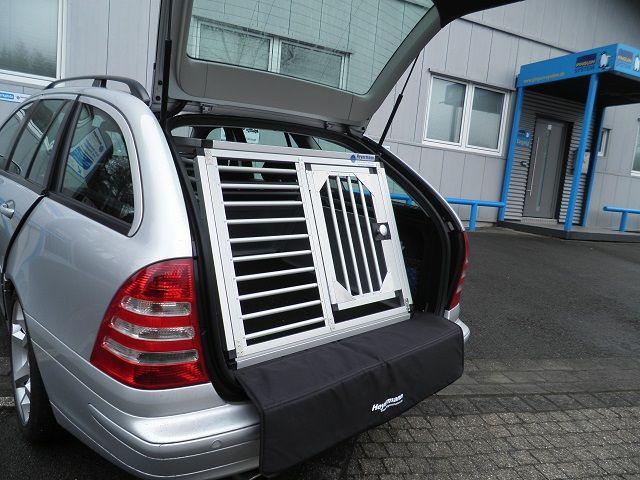 Kofferraumwanne Antirutsch für Mercedes C-Klasse S203 Kombi 2001-2007