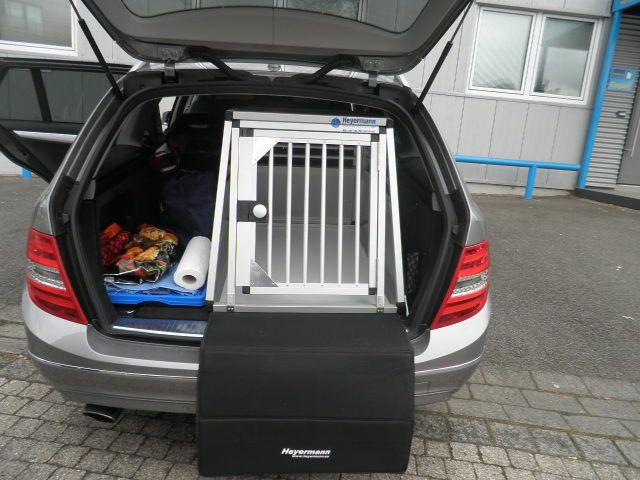 Hundebox Mercedes C Klasse S