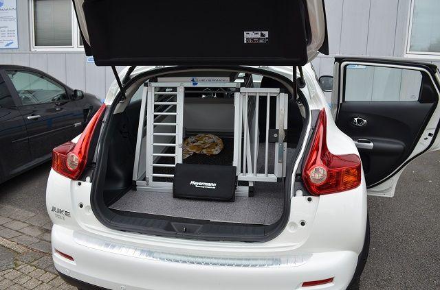 hundebox/ einzelbox für nissan juke (sonderbau 262), 599,00 &eur