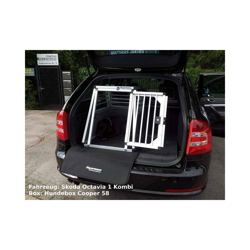 Hundebox Mercedes C Klasse