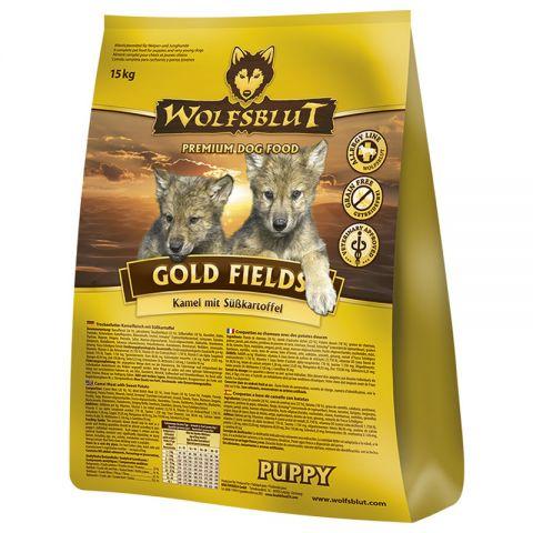 wolfsblut gold fields puppy kamel s sskartoffel 15 kg 72 45. Black Bedroom Furniture Sets. Home Design Ideas