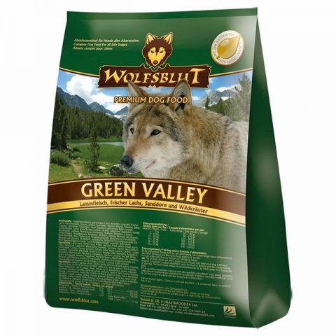 wolfsblut green valley lammfleisch fisch 15 kg 60 30. Black Bedroom Furniture Sets. Home Design Ideas