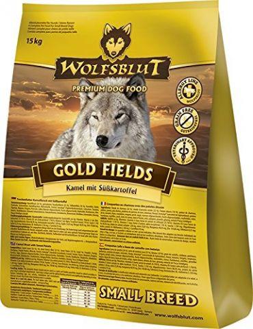 wolfsblut gold fields small breed kamel s sskartoffel 15. Black Bedroom Furniture Sets. Home Design Ideas