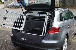 ab 2013 I-Generation Kofferraumwanne Anti-Rutsch für Audi A3 Limousine Bj