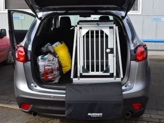 hundebox einzelbox f r mazda cx 5 sonderbau 247 599 00 euro. Black Bedroom Furniture Sets. Home Design Ideas