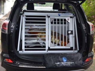 Kofferraumwanne Antirutsch für Toyota RAV4 A3 2006-2013