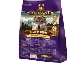 wolfsblut black bird senior truthahn s kartoffel 7 5 kg. Black Bedroom Furniture Sets. Home Design Ideas