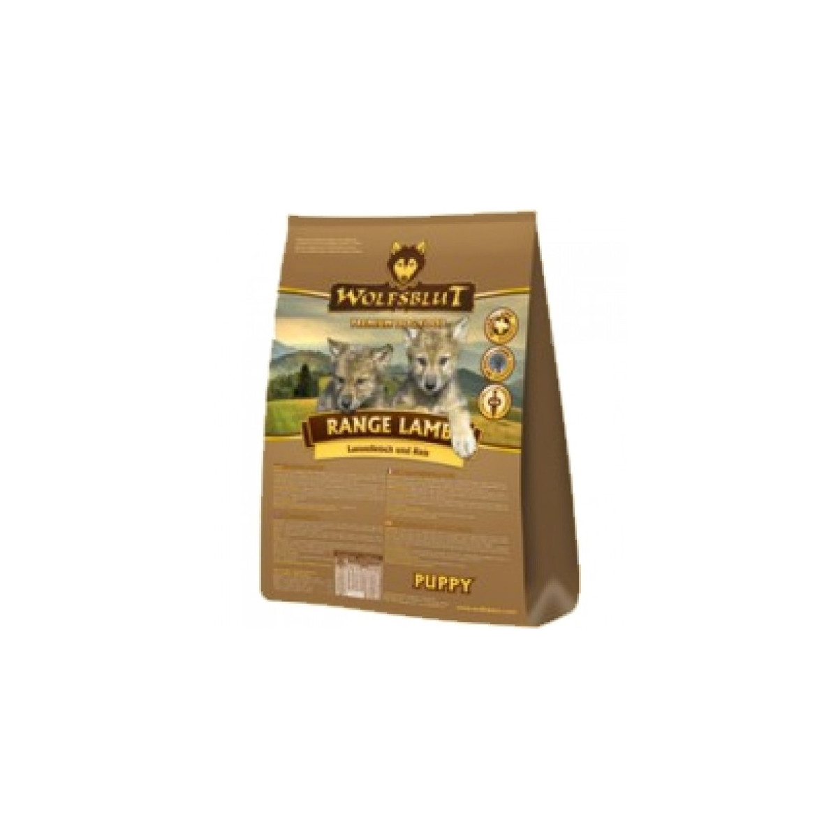 wolfsblut range lamb puppy lamm reis 15 kg 57 60 hundebox. Black Bedroom Furniture Sets. Home Design Ideas